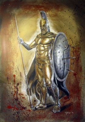 König Leonidas - Gerard Butler