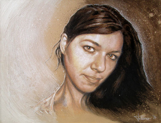 Portrait 'Ange'