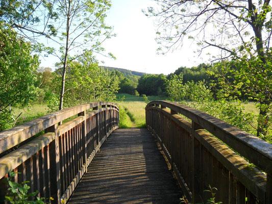 Zwönitzbrücke am Dachsberg