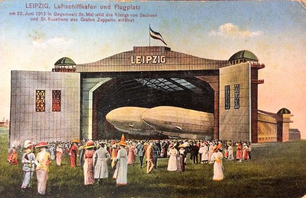 Leipzig Zeppelinflughafen
