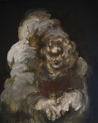 """"""" La Bossu"""" - 162 x 130 cm"""