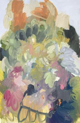 """"""" Les perroquets - 210 x 140 cm"""