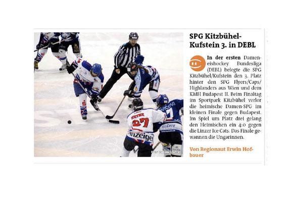 Bezirksblatt Kitzbühel