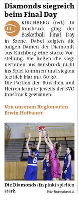 Bezirksblatt Kitzbühel vom 24. Mai 2017