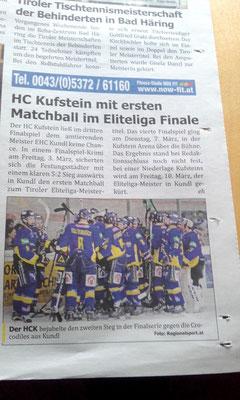 Kufsteinblick Ausgabe 7. März 2017
