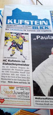 Kufsteinblick 16. März 2017