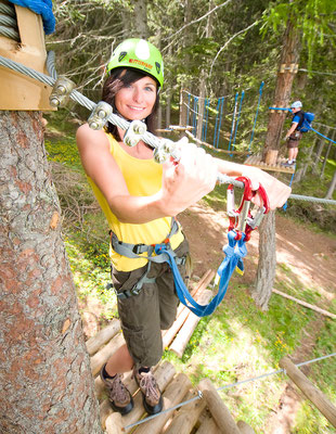 Foto: Kletterpark Lienz