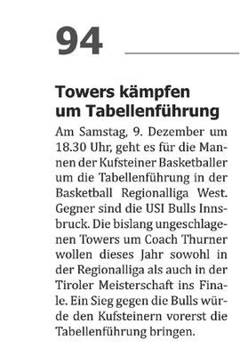 Kufsteinblick Dezember 2017