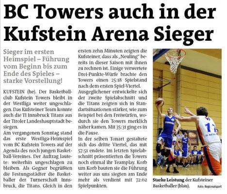 Bezirksblatt Kufstein KW 46