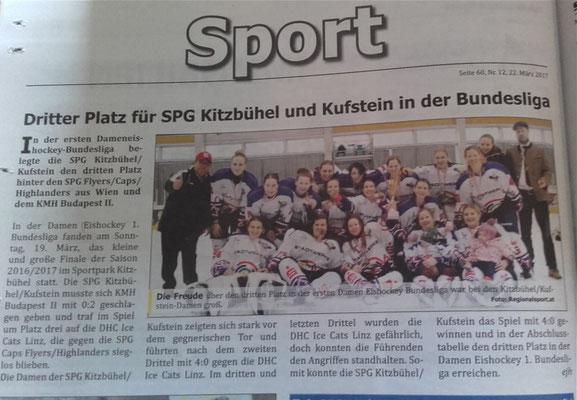 Kufsteinblick 22. März 2017