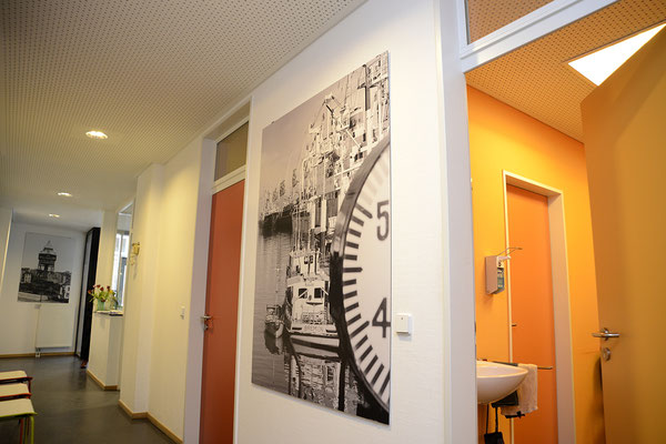 Angenehme Atmosphäre: Hausarztpraxis Dr. Kreusler und Dr. Huthoff in Bremen-Walle