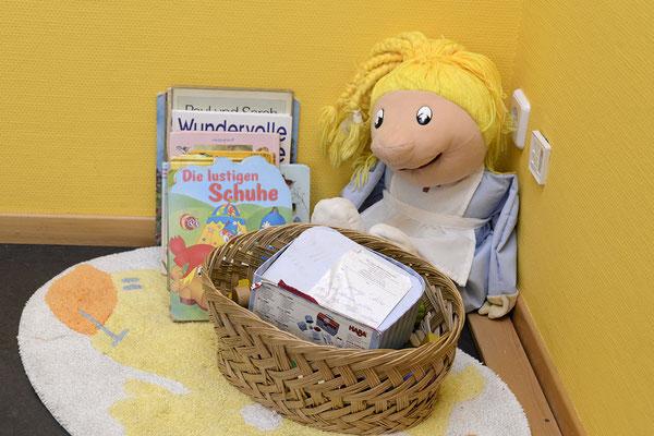 Kinder sind willkommen in der Hausarztpraxis Dr. Kreusler und Dr. Huthoff in Bremen-Walle