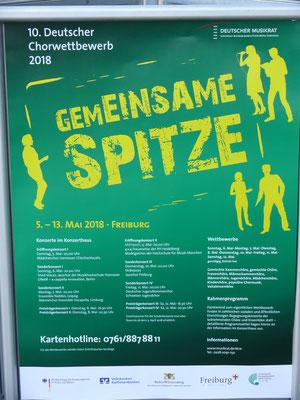BundesChorwettbewerb 2018