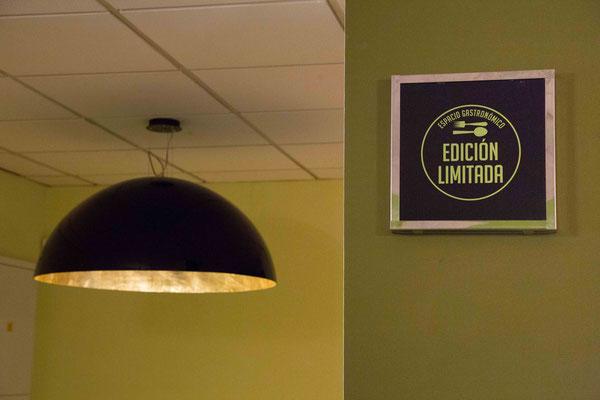 Restaurante Edición Limitada, Sevilla
