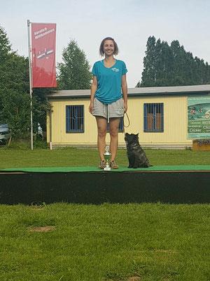 1. Platz Jumping Landesmeisterschaft Emmendingen