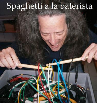 Spaghetti ... oder doch Kabelsalat ... ?