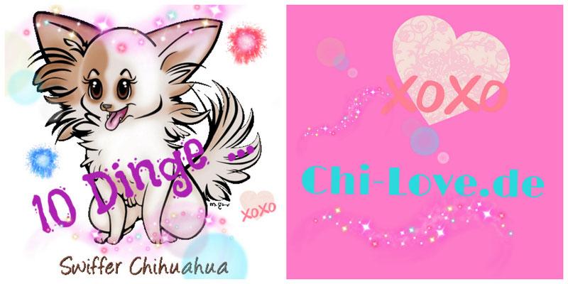Chi-Love.de | BLOG | Magazin | 10 Dinge ... | by Swiffer Chihuahua