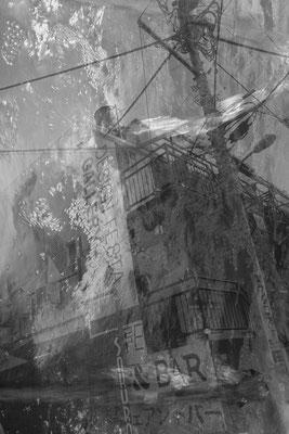 小展『白と黒 #6 〜雨ノオーケストラ〜』