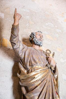 Statue de Saint-Pierre ©Pierre Champion