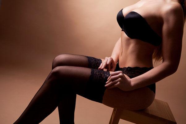 Erotikfotografie, Dessous, Nude, Körperformen