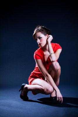 Model, Frauenportrait, Fotostudio, Beauty
