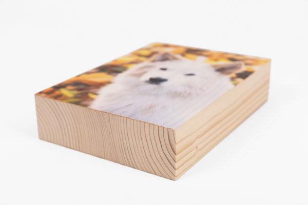 4 cm dickes Holz