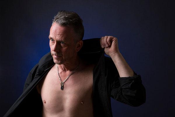 Erotikfotografie, Männer, Lederjacke