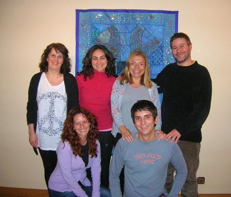 REIKI 1 - Abril 2012