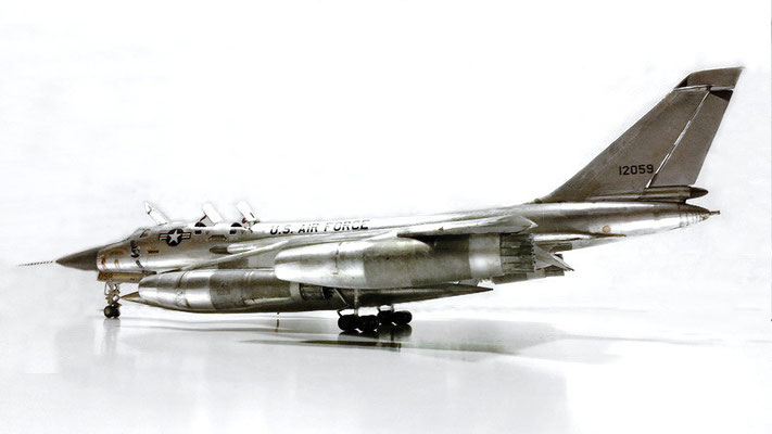Video convair b-58 hustler