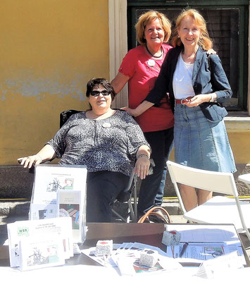 Romana, Doris und Anni G.