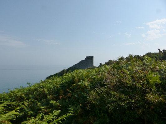 Le fort, ruine