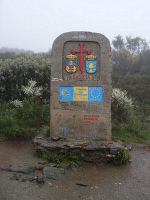 Nous entrons dans la Galice
