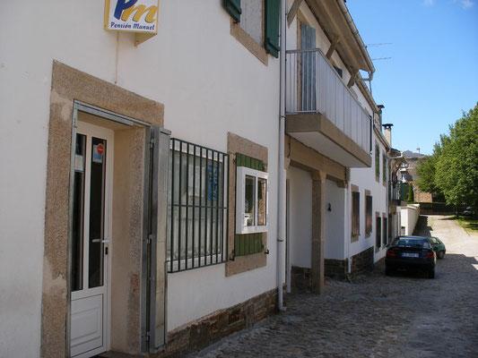 L'albergue privé chez Manuel