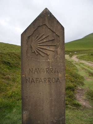 Nous sommes dans la Navarre