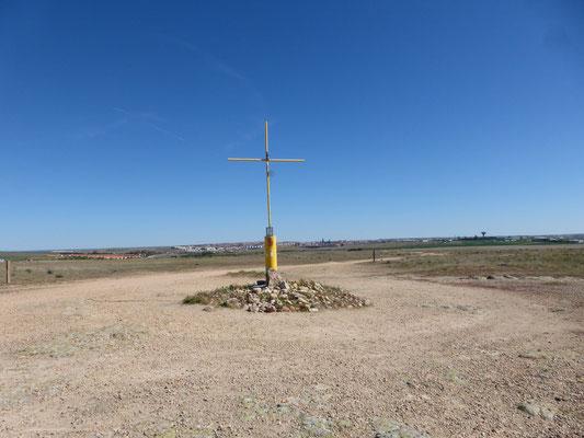 La cruz de peregrino