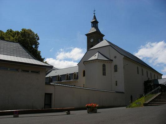 L'Abbaye de Notre-Dame des Neiges