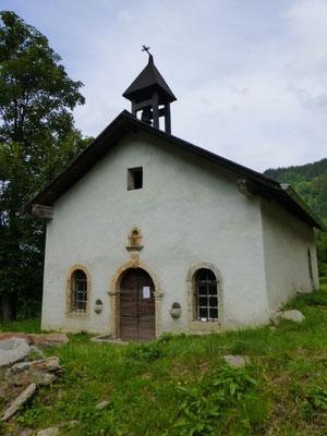 Ancienne chapelle de Bionnassay