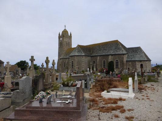 L'église de Siouville