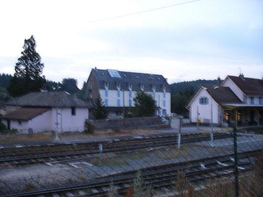 L'hôtel de la Bastide Puylaurent