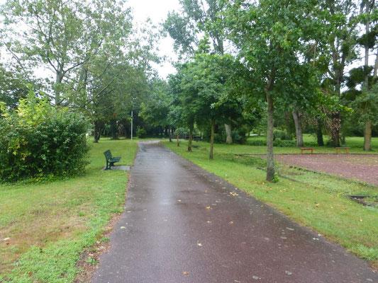 Un super parc dans Lessay