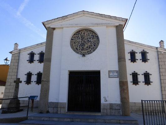 L'église de Santiago