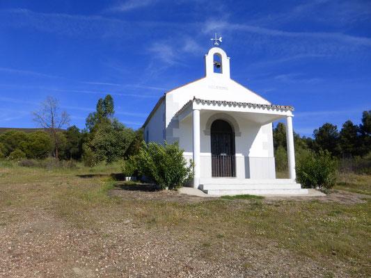 La chapelle San Cristobal