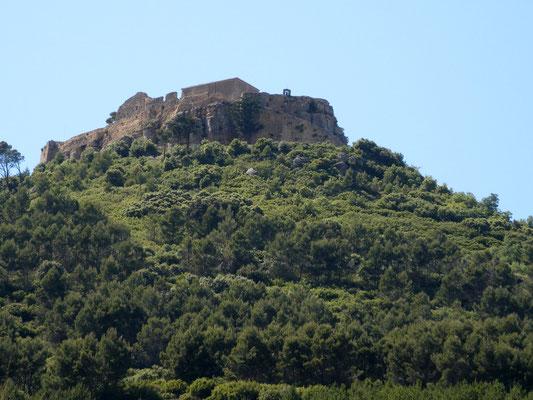 Le château de Monjardín