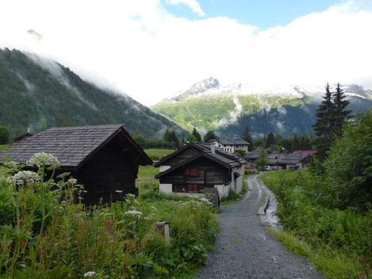 Le hameau de Trélechamp