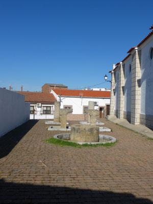 LesMiliaros, prés de l'église