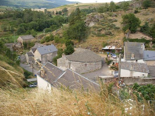 Le village de Mirandol