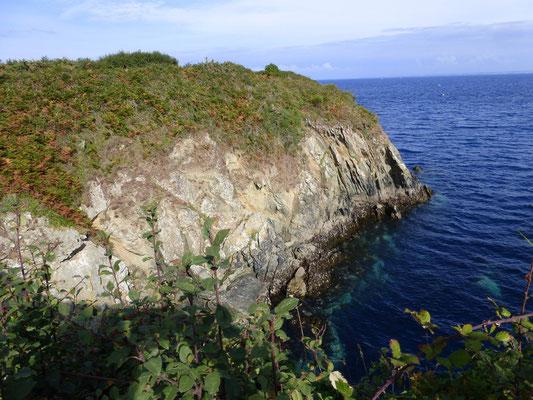 Vers la Pointe du Grognon