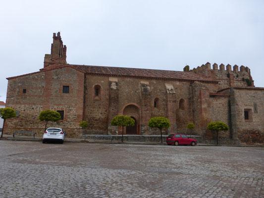 L'église de Calzadilla de Los Barros