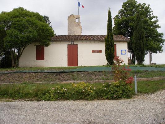 Refuge de Saint Martin Lacaudade
