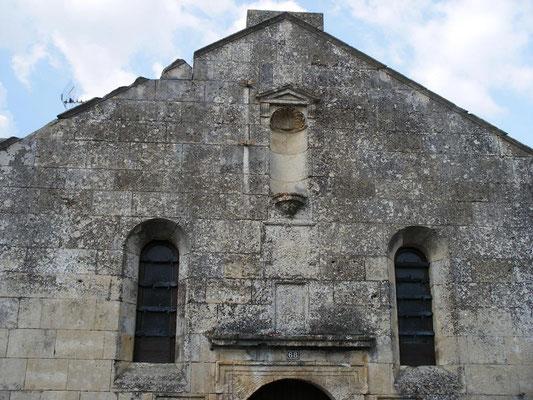 La chapelle de Maillezais.